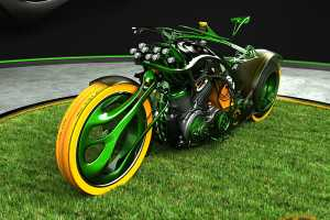 Solif Concept Motorcycles Will Blow Your Ever-Lovin' Mind