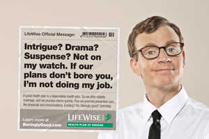 Lifewise Health Insurance Sells Reliability with Boredom