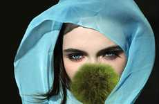 Grass Masks - Green Screen Filters Bacteria and Can be Planted