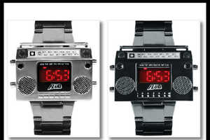 Flud Fresh Watches Will Make Your Wrists Look Street