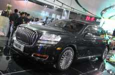 Eco Hybrid Limos - The Geely Emgrand GE is the Limousine of Choice for Eco-Executives