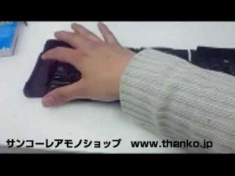 Thanko Folding Keyboard