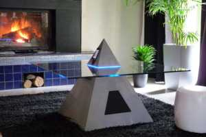The Horus Coffee Table by Stephane Thivend
