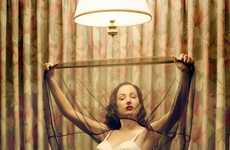 Vintage Pin-Up Fashiontography - Dita Von Teese for Bizarre is a Hot Throwback