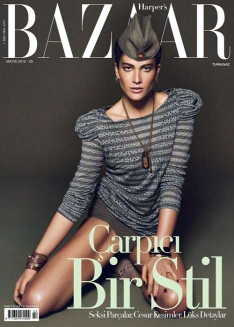 harpers bazaar turkey may 2010