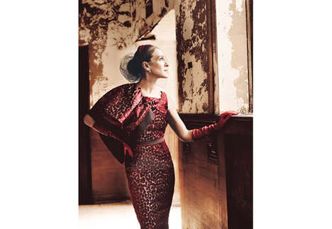 Vogue May 2010 Spread Featuring Sarah Jessica Parker