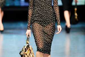 The Dolce And Gabanna Fall 2010 Runway Show
