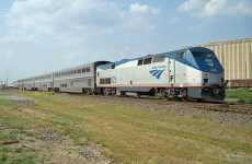 Beef-Powered Trains - The Amtrak Heartland Flyer Train Runs on Beef-Based Biofuel