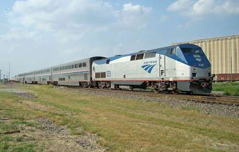 Amtrak Heartland Flyer