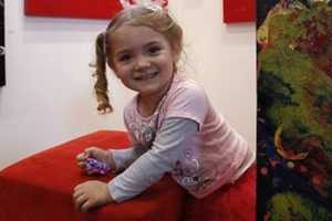 Aelita Andre is an Established Artist at Three Years of Age