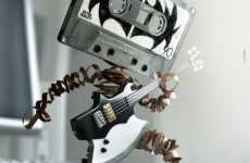 Cassette Rock Gods