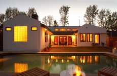 Eco-Chic Architecture - The Zenergy House Uses Miniscule Energy