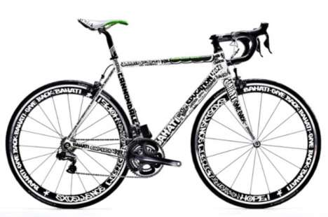 Cannondale and Mike Giant
