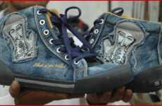 Osama Bin Laden Sneakers are So Wrong They're Right
