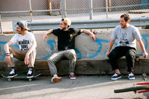 The DQM 2010 Spring Lookbook Adds Style to Your Wipeouts