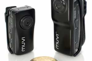The Incredibly Small But Multi-Functional Muvi Micro Camcorder