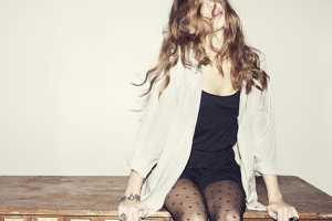 The Hair-Crazed Aritzia Spring Summer 2010 Lookbook