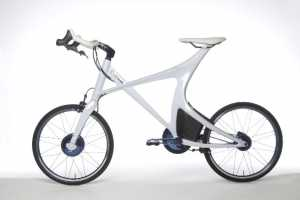 The Lexus Hybrid Bicycle is a New Way to Passionately Pursue Perfection