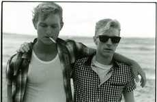 Bromantic Greaser Beachtography