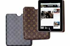 Designer Tablet Sleeves - Give Your Apple a Makeover with the Louis Vuitton iPad Case