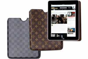 Give Your Apple a Makeover with the Louis Vuitton iPad Case