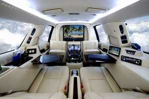 CEOs Can Ride and Work in LimousinesWorld's Cars