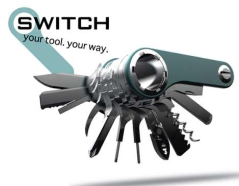 Switch Modular Pocket Knife