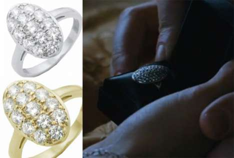 Bella Swan Engagement Ring