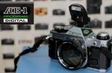 Modernized Retro Cameras