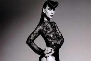 Velerija Kelava Stars in 'Desire' for Numero 113 May 2010