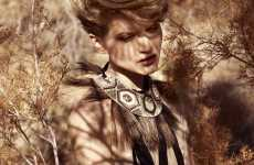 Tribal Pompadours