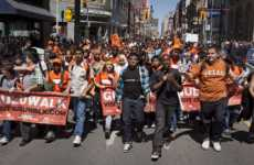 Youth Activist Marches