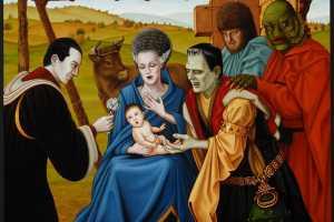 Isabel Samaras Combines Faith and TV Humor