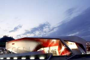 The Austrian Pavilion is Featured at the Shanghai Expo 2010