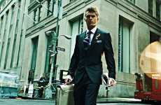 Financial District Fashiontography - 'The Wall Street Journal' in STYLE:men Captures Hot Workwear