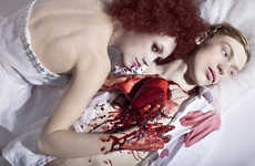 Gory Lovetography - Pawel Denkowicz's 'My Bloody Valentine' Isn't for the Faint of Heart