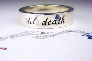 The 'Til Death' Ring by Victoria Buckley Isn't for Lovers With Baggage