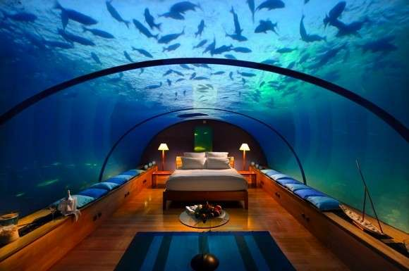 Underwater Hotels (UPDATE)