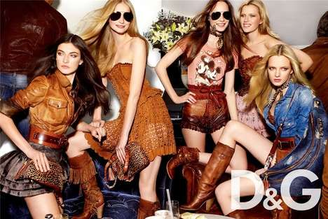 D&G, Spring/Summer Collection, D&G Eyewear