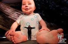 Gigantic Robot Babies