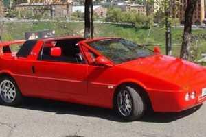 Matevossian Has Built His Own Maserati Supercar