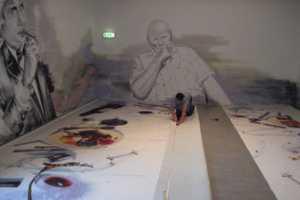 Ge-Karel van der Sterrens' Incredible Contemporary Carpet Art
