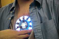 Be Like Tony Stark With Your Very Own Iron Man Arc Reactor