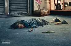 The SAMU Social Campaign Brings Awareness to Homelessness