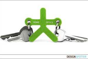 The 'Greenboy Keychain' Makes Unlocking Easy