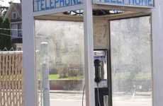 Phone Booth Car Chargers - Telekom Austria Converts Phone Booths into Recharging Pods