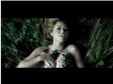 miley cyrus music video