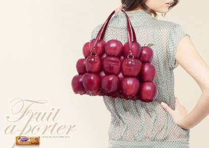 fruit a porter purses