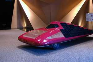 The 400-Pound Centaurus II by the University of Minnesota Solar Car Team