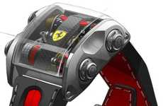 Prancing Horse Watches - The 'Scuderia One' Ferrari Watch is Ultra Exclusive